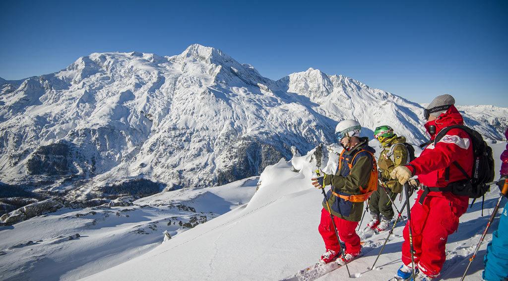 Experience Wild Ski