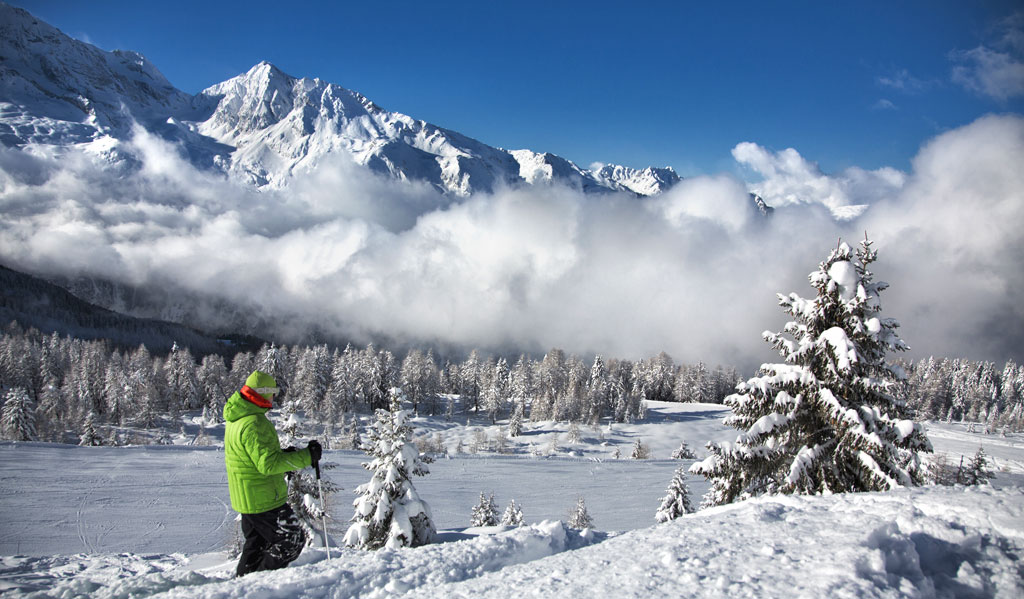 Backcountry skiing for teens