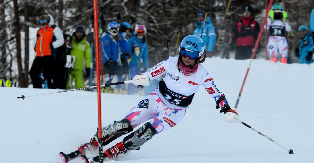 Ski de slalom