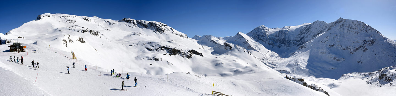 Skiez partout depuis Sainte Foy Tarentaise