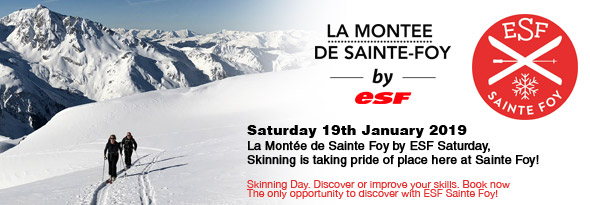 Montée Sainte Foy by ESF GB