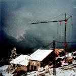 1990 - Les premiers chalets Argentière et Echaillon